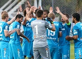 Zenit wraps up training camp in Turkey