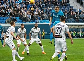 Highlights of Zenit v Ufa from the RPL's official YouTube channel