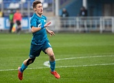 Two Zenit players called up by Russia's U17s