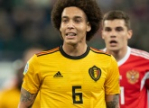 "Axel Witsel: ""I'm a little sad that I never played with Zenit at the Gazprom Arena"""