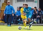 BATE — «Zenit»: photo report from Belek