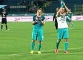 Zenit-TV: The team thanks the fans for their support