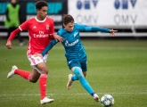 UEFA Youth League photos from Zenit v Benfica