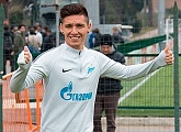 "Matias Kranevitter: ""Zenit must be decisive to win"""