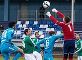 «Zenit» — «Tom»: a photo report from «Zenit's» Academy
