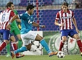 Atletico — Zenit photo report