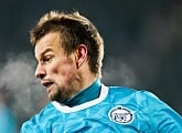 Sergey Semak's Zenit career in photos