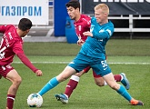 Four Zenit players called up to the Russian youth squad