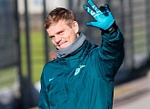 Zenit wish happy birthday to Alexander Kokorin