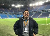 Zenit Fans Abroad: Our new Japanese editor Takaaki Inokuchi