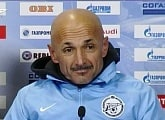 Luciano Spalletti`s press conference after playing Mordovia