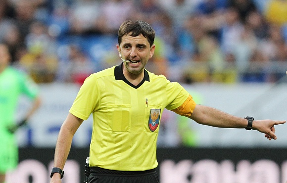 Referee appointment made for Zenit v Arsenal