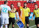 Highlights of Zenit v  Dudelange in Spain