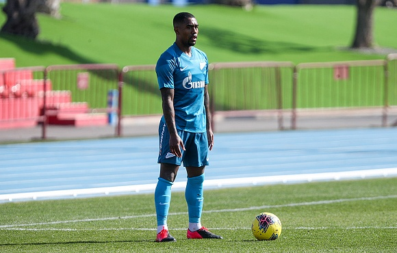 "Malcom: ""I want to make history at Zenit"""