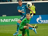 Highlights of Zenit v Rubin Kazan for fans outside of Russia