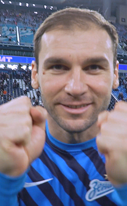 Zenit-TV's candid camera behind the scenes at Zenit v Dynamo Moscow