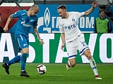 Highlights of Zenit v Dynamo Moscow from the RPL