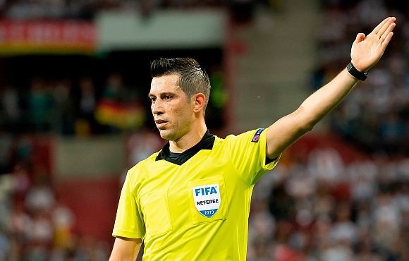 Referee appointment made for RB Leipzig v Zenit