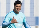Hulk: «I'd like to thank FIFA for the invitation to the Draw»