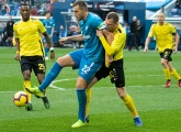 Photos from the big win over Anzhi