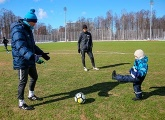 Club Good Deeds: Zenit host a young disabled fan