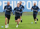 Gazprom Training Camp: 15th June's morning session