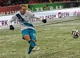 Smolnikov won 11 challenges in the match with «Rubin»
