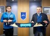 Young goalkeeper David Byazrov signs a new Zenit contract
