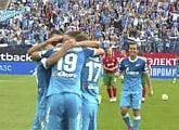 Zenit — Lokomotiv video highlights