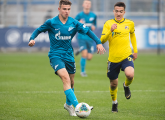 Photos from Zenit U19s 4-1 win over Rostov U19s
