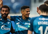 "Douglas Santos: ""Playing 50 matches for Zenit is important for me"""