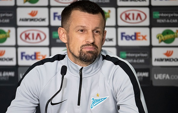 "Sergey Semak: ""We'll do everything possible to reach the next round"""