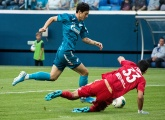Zenit play out a stalemate with Akhmat Grozny
