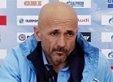 Luciano Spalletti`s press conference after playing Krasnodar