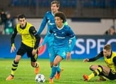 Zenit — Borussia Dortmund photo report