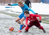 Photos from Zenit U19s v Ufa U19s in the snow