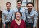 Zenit wish happy birthday to one of our oldest fans!