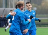 Zenit U17s beat Dynamo in the playoff quarterfinals