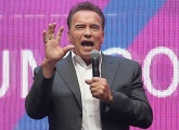 "Arnold Schwarzenegger: ""The Gazprom Arena is absolutely magnificent!"""