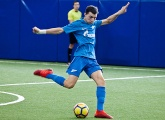 Zenit U15s start their season with a win