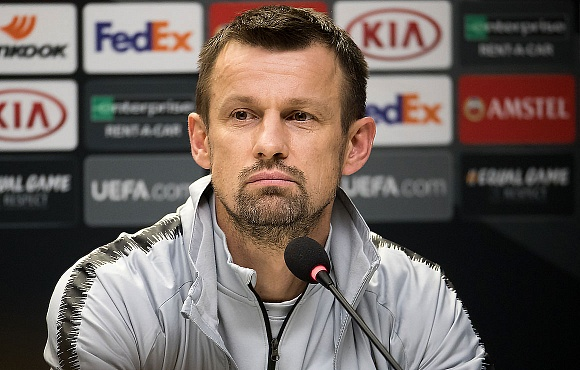 "Sergei Semak: ""Everyone who goes on the pitch will compete"""