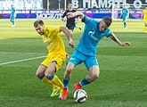 «Zenit» — «Rostov»: a photo report from «Petrovsky»