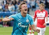 Five of the best Zenit goals against Spartak Moscow