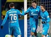 Dmitry Bogaev, Ramil Sheydayev and Pavel Kireenko have left Zenit
