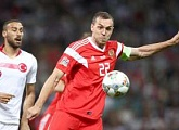 Russia - Turkey: Dzyuba and Kuzyaev put one over Mircea Lucescu's Turkey