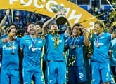 «Zenit-TV»: 2015 Russian Supercup awards ceremony