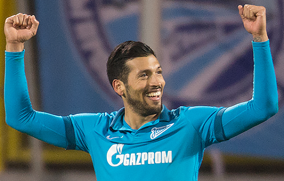 Ezequiel Garay is December's best!