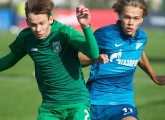 Photos from Zenit U16s v Rubin Kazan U16s