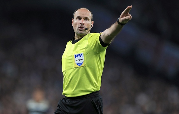 Referee appointment made for Benfica v Zenit