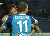 Zenit — Terek video highlights
